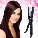 Mái tóc thẳng nữ tính cùng Máy là tóc nhỏ gọn