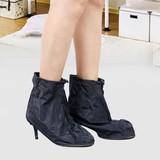 2 giày đi mưa dành cho giày cao gót