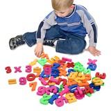 Bộ đồ  chơi chữ số có nam châm