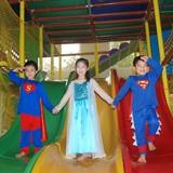 Chào hè cực sốc với Tiệc Elsa & Super Kids's Party