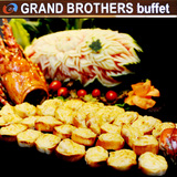 Buffet Grand Brothers Royal City