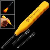 3 dụng cụ lấy ráy tai có đèn an toàn, tiện lợi
