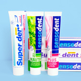 3 hộp kem đánh răng Sensodent