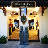 KhaiSilk - Brothers Buffet BBQ - Sashimi & Steak
