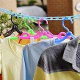 3 dây phơi quần áo tiện ích cho mọi nhà