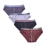 Combo 4 quần lót nam thun lạnh Chisin