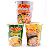 Combo 12 mì ly Mama - Thương hiệu Thái Lan