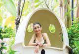 Tắm khoáng bồn trứng tại Khu du lịch Trăm Trứng