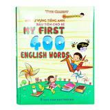 400 từ vựng tiếng Anh đầu tiên cho bé
