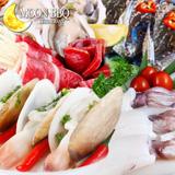 Buffet Hải Sản và các món Á - Âu cao cấp tại Moon BBQ