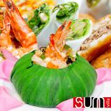 Set ăn Mùa sen Hà thành cho 02 người tại Sumvilla