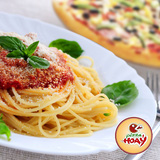 Voucher giảm giá tất cả đồ ăn tại Pizza Hoa Ý