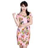 Váy suông họa tiết hoa xinh xắn