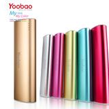 Pin sạc dự phòng Yoobao10400mAh - Dung lượng khủng