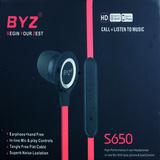 Tai nghe siêu cấp Byz S650 điều khiển thông minh