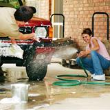 Vòi rửa xe 15m cực mạnh loại vòi đồng siêu bền