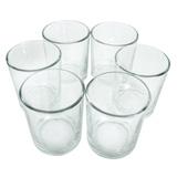 Bộ 6 cốc thủy tinh Lotus