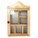 Tủ thuốc gia đình bằng gỗ tiện dụng