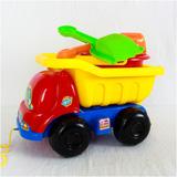 Xe ô tô đồ chơi xúc cát