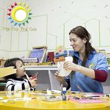 Học 1 tháng tại trường Quốc tế Mặt Trời Thế Giới