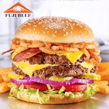 Voucher 600gr Hamburger bò Fuji Nhật Bản