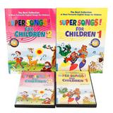Bé học tiếng Anh qua các bài hát (kèm đĩa CD)