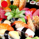 Thưởng thức ẩm thực Nhật Bản không giới hạn