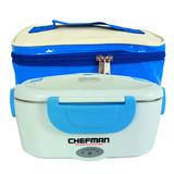 Hộp cơm inox Chefman kèm túi đựng