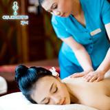 Tận hưởng 90' Massage body cao cấp Aquamarine Spa