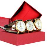Đồng hồ dây giả da thời trang