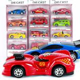 Bộ 4 xe đồ chơi hấp dẫn