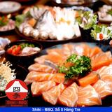 Buffet Nướng Lẩu Shiki BBQ- Giảm giá đặc biệt