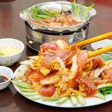 Set nướng hấp dẫn - Nhà hàng hải sản Long Thủy