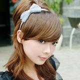 Tóc mái giả loại kẹp kiểu Hàn Quốc