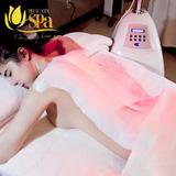 Tắm trắng toàn thân bằng ánh sáng phi thuyền hồng ngoại kết hợp ủ trắng