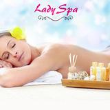 Massage body + Bấm huyệt + Tẩy da chết 75 phút