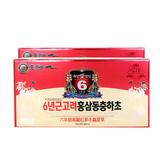 Cao hồng sâm đông trùng linh chi Hàn Quốc