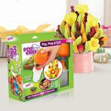 Bộ khuôn cắt trái cây siêu nhanh, nhiều hình