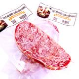 400gr thịt bò bít tết Fuji, nhập khẩu Nhật
