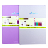 2 cuốn sổ bìa cứng nhập khẩu Hàn Quốc