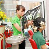 Trọn gói Uốn/ Ép kèm Nhuộm tóc chuyên nghiệp