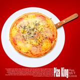 Mỳ Ý và pizza kèm Coca cho 02 người