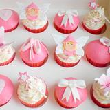 Set 8 bánh cupcake siêu dễ thương