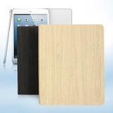 Bao da iPad 2/3/4 vân gỗ sang trọng
