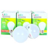Bộ 3 bóng đèn led 5W siêu sáng tiết kiệm điện