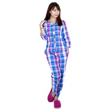 Bộ Pijama kẻ caro đáng yêu