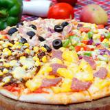 Thưởng thức Pizza, miễn phí salad  tại Pizza Hoa Ý