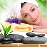 Massage body đá nóng, chăm sóc da mặt toàn diện