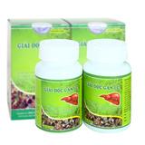 2 hộp Thực phẩm chức năng giải độc gan LC