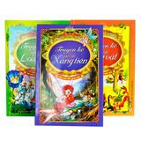 Tủ sách Thế giới tuổi thần tiên - 3 cuốn truyện kể